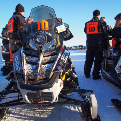 Team #10: Morgan and Olds in Nome