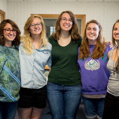 The 2014-2015 KNOM volunteer class