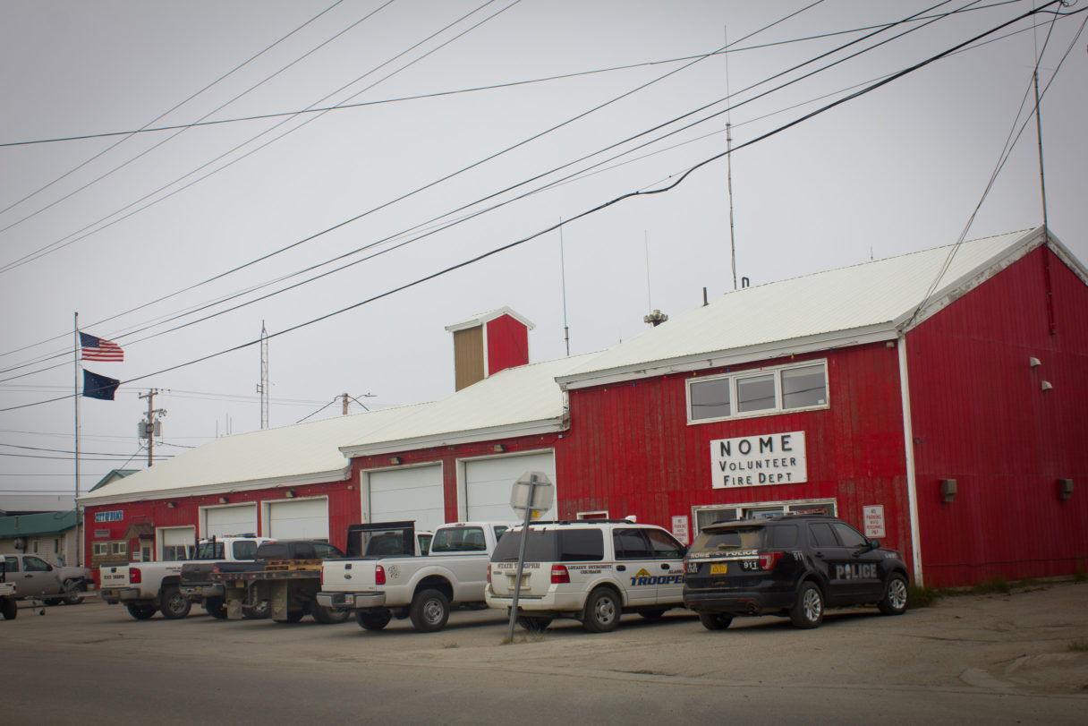 Nome Volunteer Fire Department