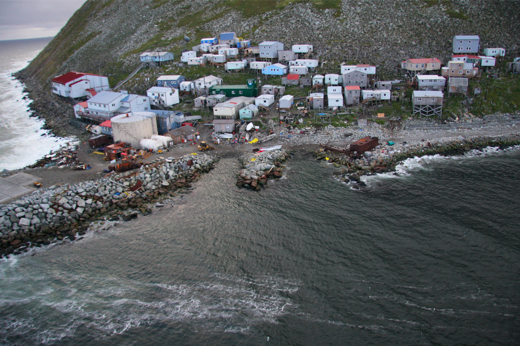 Little Diomede