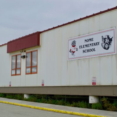 The Nome Elementary School (Photo: Jenn Ruckel, KNOM)